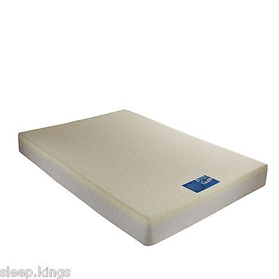 "8"" 6"" Reflex + 2"" Memory Foam Mattress Coolmax All Sizes In Stock Quick Dispatch"