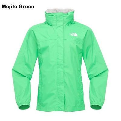 The North Face Girl Resolve Jacket Mojito Green XL-18 (A1VCJG9-GXL)