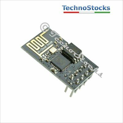 Modulo ESP-01 ESP8266 WiFi Transceiver Module - ESP01 ESP-01E New version 8Mb FL