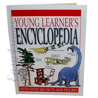 Young Learner's Encyclopedia With Over 500 Facts& Figures -399477Young Learner's