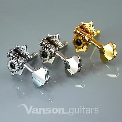 6 x Wilkinson WJ28N 19:1 RATIO tuners for Gretsch Electromatic ®*, acoustic etc