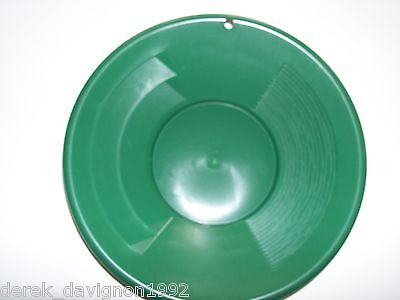 "International Se 8"" Panning Gold Pan - Green"