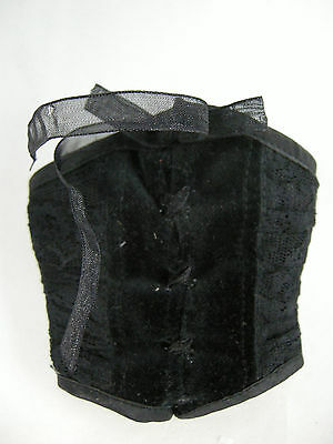 Lace-Up Corset for 22 inch Tonner American Model Doll