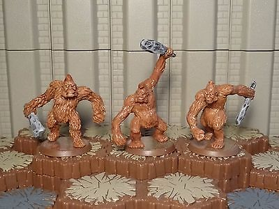 Quasatch Hunters - Heroscape - Wave 10 - Valkrill's Gambit - Free Ship Available
