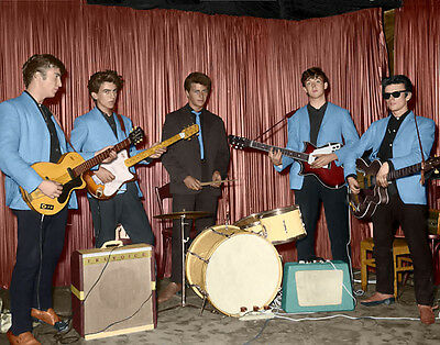 """The Early Beatles 14 x 11"""" Photo Print ..."""
