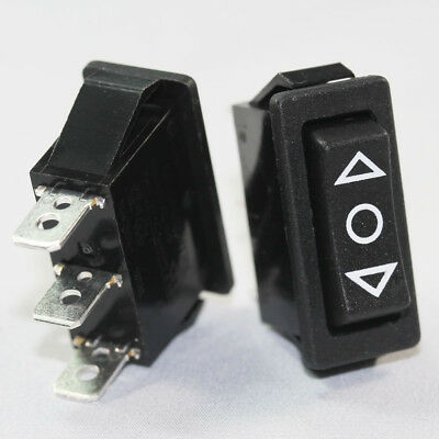 Replacement for Arcolectric C1522BA C1522AA Momentary (ON)OFF(ON) Rocker Switch