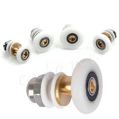 1Pc Diameter 19/23/25/27mm Partiality Shower Door Rollers/Runners/Pulleys New