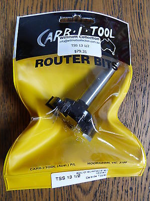 Carb-I-Tool TSS 13 1/2 - Solid Surface Router Bit (CARBITOOL)