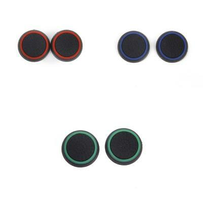3 Pairs Joystick Thumbstick Caps for Sony PlayStation4 PS4 Game Controller