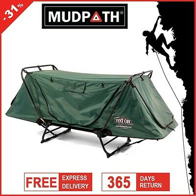 Kamp-Rite Original Tent Cot Single Outdoor Camping Hiking Fishing New