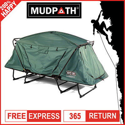 Kamp-Rite Oversize Tent Cot Single Outdoor Camping Hiking Fishing New