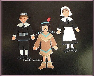 PILGRIM METAL MAGNETS EMBELLISH YOUR STORY by ROEDA SET OF 3 FREE U.S. SHIPPING