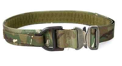 TMC Multicam Tactical Adjustable 1.75 Rigger Belt Buckle for Paintball airsoft