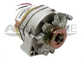 Mercruiser Alternator Delco10SI 3-Wire 12V 78amp Many Apps BrandNew ManWarr 53