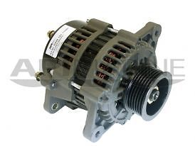 Mercruiser 350Mag Mando Alternator 12V 85Amp Serp Pulley Brand New Man Warr 99
