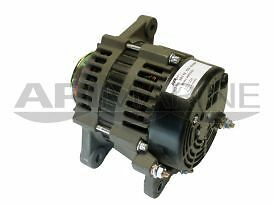 Mercruiser Alternator 3.0L 1999-up 12V 85Amp Serp Pulley BrandNew ManWarranty 10