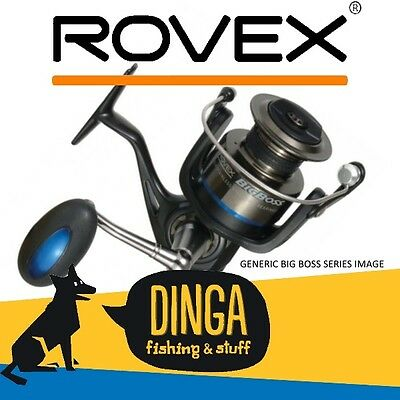 Rovex Big Boss II 3000 Spinning Fishing Reel