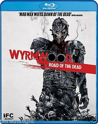 Wyrmwood: Road Of The Dead Blu-Ray - Scream Factory - Horror