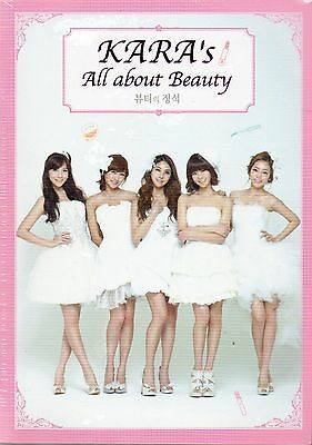 ALL ABOUT BEAUTY BOOK by KARA  SEALED 8809334161027
