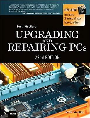 Upgrading and Repairing Pcs by Scott Mueller (English) Book & Merchandise Book F