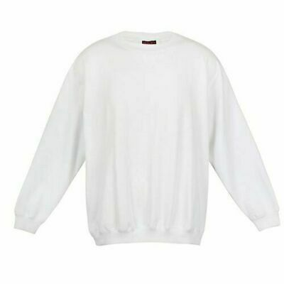 Sloppy Joe Jumper Pullover Fleece Plain Sweater Top Unisex | CLOVER