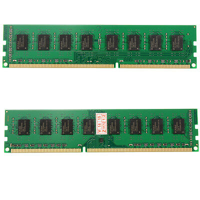 8GB 2x4GB DDR3 PC3-12800 1600MHz Desktop PC DIMM Memoria RAM 240 pins For AMD