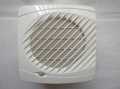 GREENWOOD AIRVAC ELITE-EL125 HIGH PERFORMANCE AXIAL 5inch TYPE FAN WITH SHUTTERS