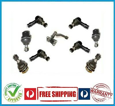 Nissan Navara 4X4 D22 97-On Ball Joint, Tie Rod End, Idler Arm Kit
