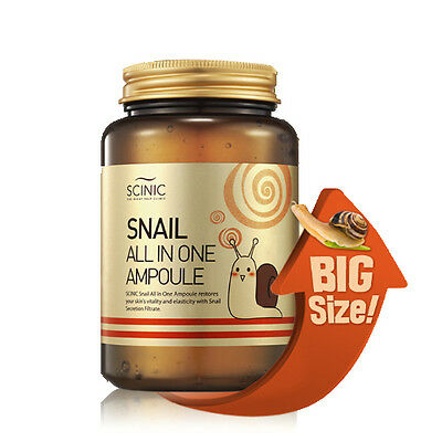 [SCINIC] Snail All in One Ampoule 250ml