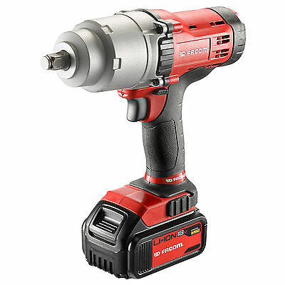 """Facom CL3.C18S 18v Cordless 1/2"""" Drive Impact Wrench"""
