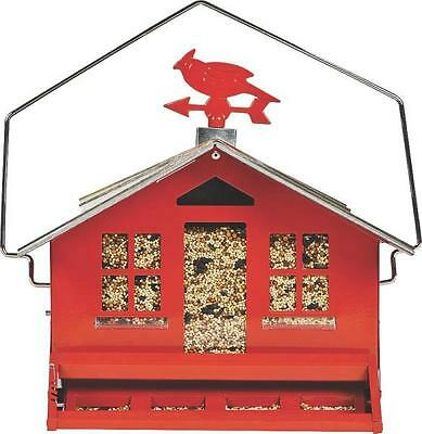 New Perky Pet 338 Squirrel Be Gone Ii Home Style 12Lb Bird Feeder House 6818736