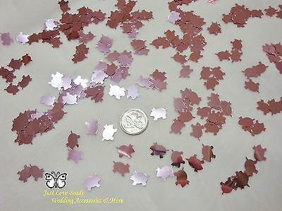 Wedding Table Scatters Confetti Pigs - Pink