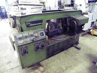 KYSOR-JOHNSON Model A-12 Horizontal Band / Cutoff Saw, 12 x 18 capacity