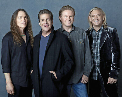 "The Eagles Rock Band - 8""x10"" Color Photo"