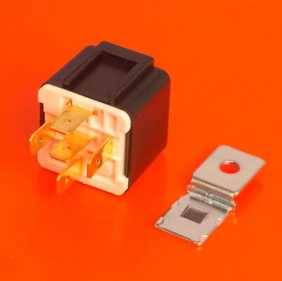 High Quality 12V 30 Amp 5 Pin Relay With Diode Used in Many Morgan Cars Roadster