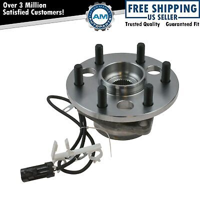 Front Wheel Hub & Bearing Assembly for Chevy GMC Pickup Truck Tahoe 4WD