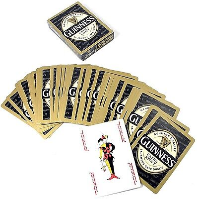 Guinness Label set of 52 playing cards (sg)