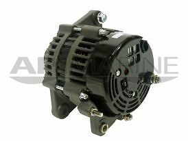Mercruiser Alternator 4.3L,5.7L,350,6.2L 12V 85Amp Serp Pulley New Warranty 19
