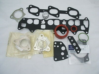 Genuine Mercedes-Benz OM642 Engine Turbo - Manifold Seal and Gasket Set NEW