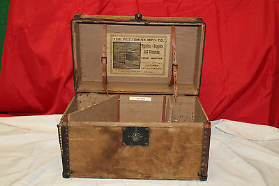 Vintage Wooden Trunks Luggage or Chests Props to Display
