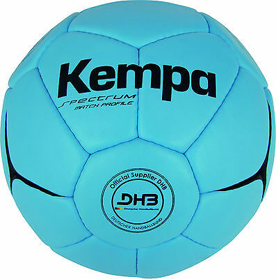 200 1862 04 Kempa Spectrum Training Black & Sky Handball Sondermodell Gr. 3