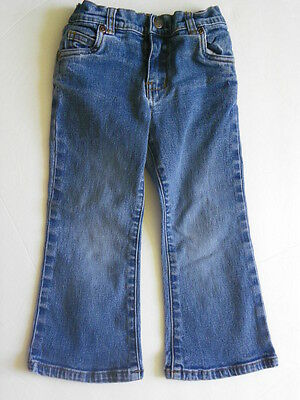 Baby Girls Jeans Size 3T Authentic Place