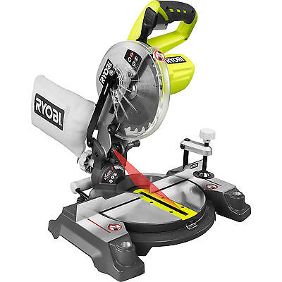 Ryobi EMS190DCL ONE+ 18v Cordless Mitre Saw Body Only