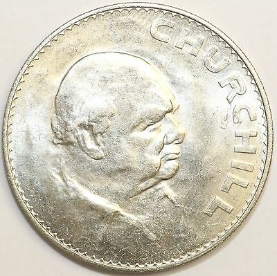 1965 Elizabeth II Crown Extremely Fine Condition