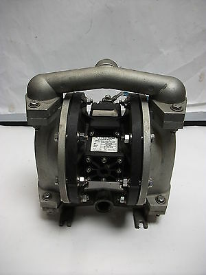 "All-Flo Double Diaphragm Pump 1"" Inlet (AT-10)"