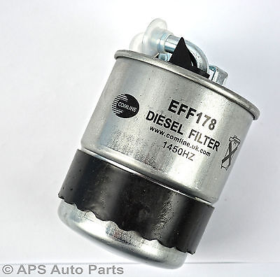 Jeep Mercedes Benz Fuel Filter NEW Replacement Service Engine Car Petrol Diesel
