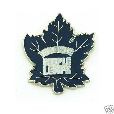 TORONTO MAPLE LEAFS PRIMARY LOGO DIE CUT LAPEL PIN - Vintage Design 1953