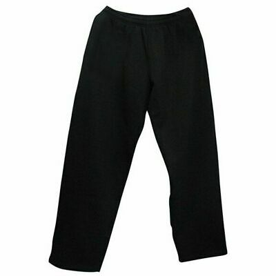EAGLE | Men Track Pants Straight Leg in Black, Navy