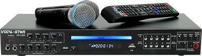 Vs-1200 Vocal-Star Cdg Dvd Mp3G  Hd Karaoke Machine - Choose Your Own Package