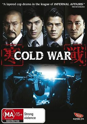 A3 BRAND NEW SEALED Cold War (DVD, 2013) In the league of Infernal Affairs